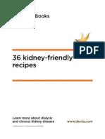 36 Recipe Book