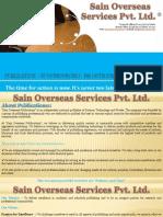 Sain Overseas Services Pvt. Ltd.