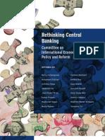Rethinking Central Banking Web
