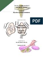 Acute Bronchitis Care Study 202