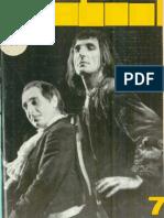 Revista Teatrul, nr. 7, anul XIII, iulie 1968