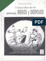Luisa de la Cruz Zambrana - El gran libro de los baños, riegos y despojos