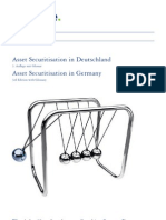 Asset Securitisation in Germany 3rd Edition
