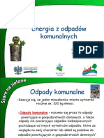 Energia z odpadow