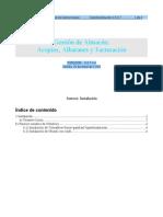Tutorial Gestion Almacen 0.0.7 Parte 2 de 2