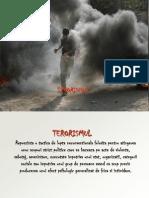 Terorism PPT