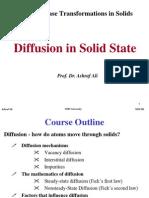 Diffusion Lecture#2