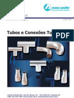 Tabela tubos e conexões inox