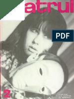 Revista Teatrul, nr. 2, anul XIV, februarie 1969