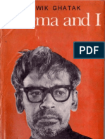 Cinema and I - Ritwik Ghatak