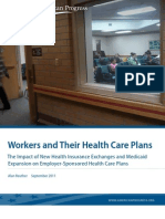 Workers and Their Health Care Plans