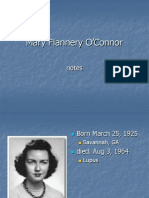 Flannery O'Connor[1]