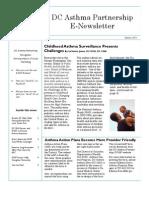DCAP Newsletter Summer-Fall 2011