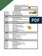 2011-2012 KIPP Academy Elementary Calendar