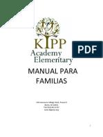 KAES - Family Handbook en ESPANOL 2011-12