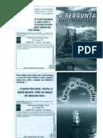 evangélico - evangelismo - folhetos [excelente]
