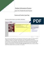 STI Student Information System