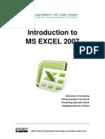 CET+MS+Excel+2007+Training+Manual+v1.1