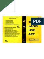 Land Use Act (Final)