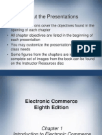 Chapter 1 Introduction to E-Commerce