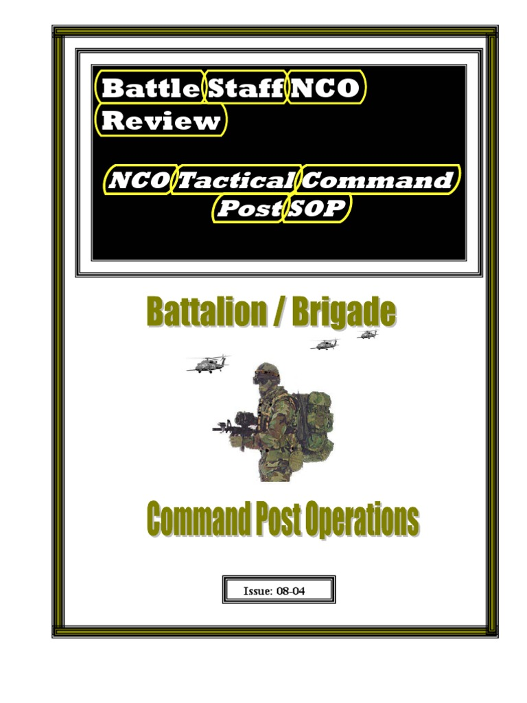 BattlesStaffNCO   Staff (Military)   Non Commissioned Officer