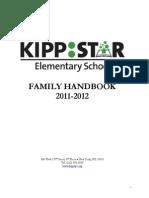 KIPP STAR Elementary - Family Handbook 2011-2012
