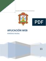 Aplicacion Web Mph