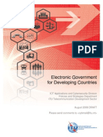 E-gov for Dev Countries-report