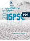 Spa and Swimming Pool Code 2012
