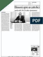 Repubblica 18sett su aborto emilia romagna