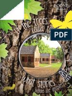 Boone Hall Plantation Educational Brochure