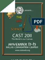 CAST 2011 Brochure