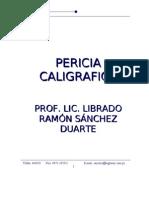 Pericia Caligrafica - Material