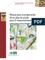 Manual para la preparación de un plan de acción para el reasentamiento