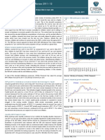 First Quarter Monetary Policy Review 2011-12