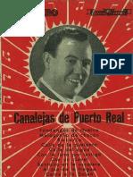 Cancionero de Canalejas de Puerto Real