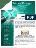 August 16 Newsletter
