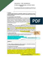 práctica 2 sobre problema,  hipótesis y marco conceptual