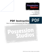 PDF Instructions