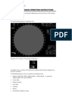 bridge master e tech spec antenna radio map rh scribd com  sperry marine bridgemaster e radar installation manual