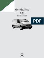 Vito_Specificationsheet