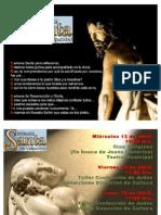 Agenda Semana Santa '11