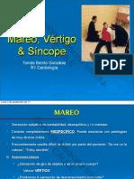 Mareo-Síncope-Vértigo