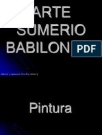 2. Arte Sumerio Babilonico
