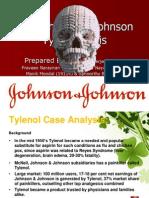 Johnson & Johnson Tylenol Crisis