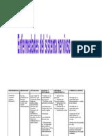 Sistema Nervioso.doc CUADROS