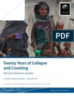 Twenty Years of Collapse and Counting