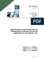 Requisitos Red LAN VoIP