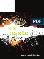 Ecodiseño por Isabel Heredia PUCESA