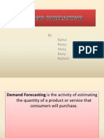 Demand Forecasting Edited